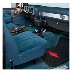 Lmc truck pretty much anything you need for restoring - Chevrolet replacement parts interior ...