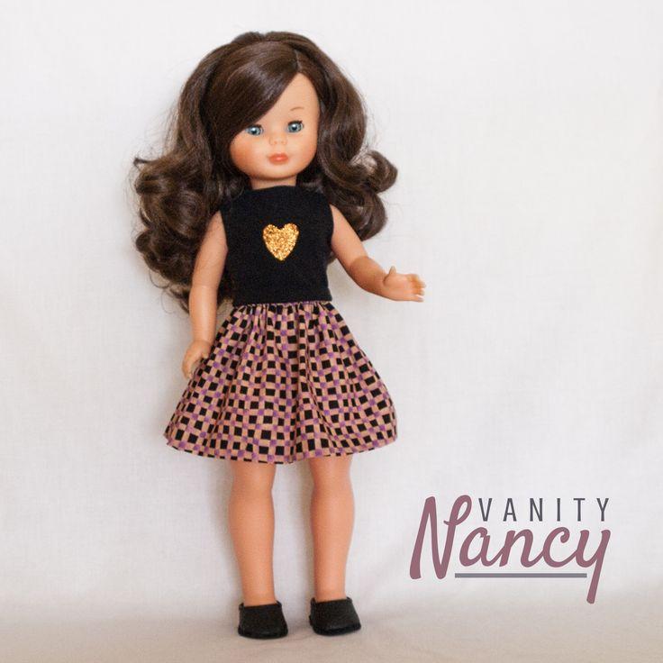 Consigue gratis el patrón de la camiseta sin mangas sólo suscribiéndote a la newsletter de Vanity Nancy.
