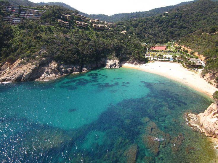 Cala Giverola - Tossa de Mar - Costa Brava, Catalonia.