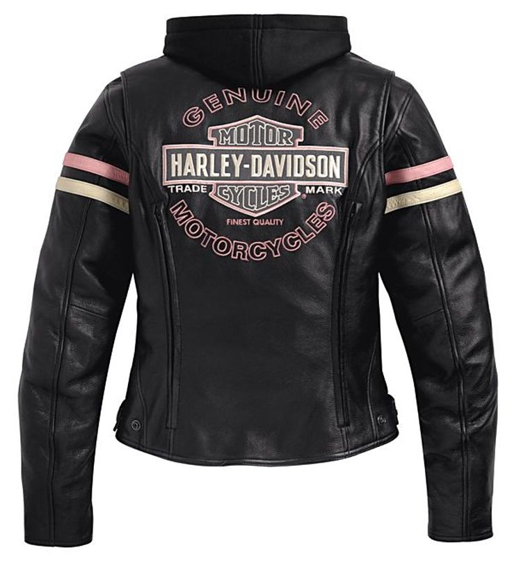 harley davidson clothing for women womens harley davidson jacket reviews and photos wind. Black Bedroom Furniture Sets. Home Design Ideas