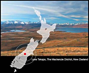 Star Gazing, Mackenzie District