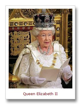 Have an argument with the Queen.