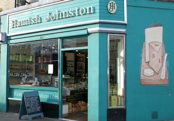 Hamish Johnston Cheeses, Northcote Road