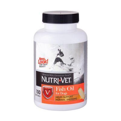 Nutri - Vet Balık Yağı Kapsülleri 100 Adet