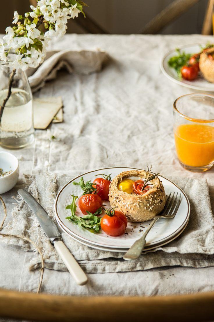 Открытки завтрак осенью