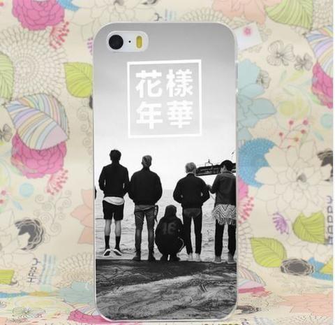 BTS Bangstan Boy Korean Boy Band iPhone 5 6 7 Plus Cover  #BTS #BangstanBoy #Korean #Boy #Band #iPhone5 #6 #7Plus #Cover