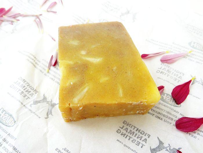 Lush Haul Sandstone Soap