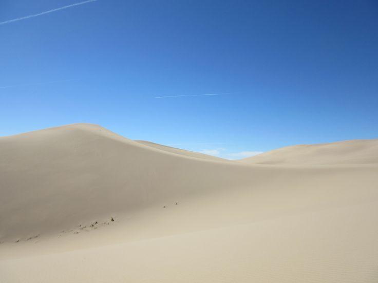 Little Sahara Sand Dunes ~ Utah  Easter Weekend 2015