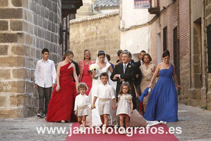 Jaime Fotógrafos Bodas en Baeza