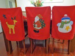 capa de cadeira natalina - Buscar con Google