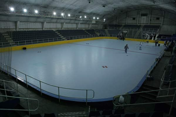 Olympia (Wembley) Ice Rink, south of Johannesburg. I skated there when I was at school and for a few years after I left.