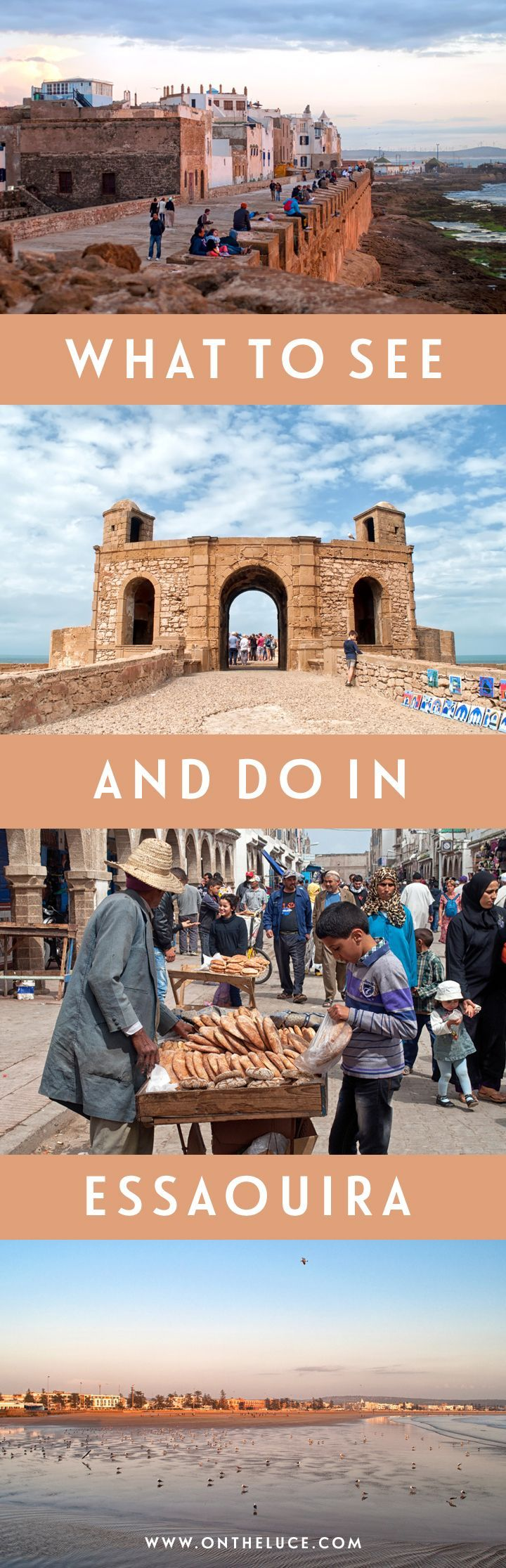 What to see and do in the Moroccan coastal city of Essaouira – from cookery classes and gnawa music to kite surfing and watching sunset from the city walls.