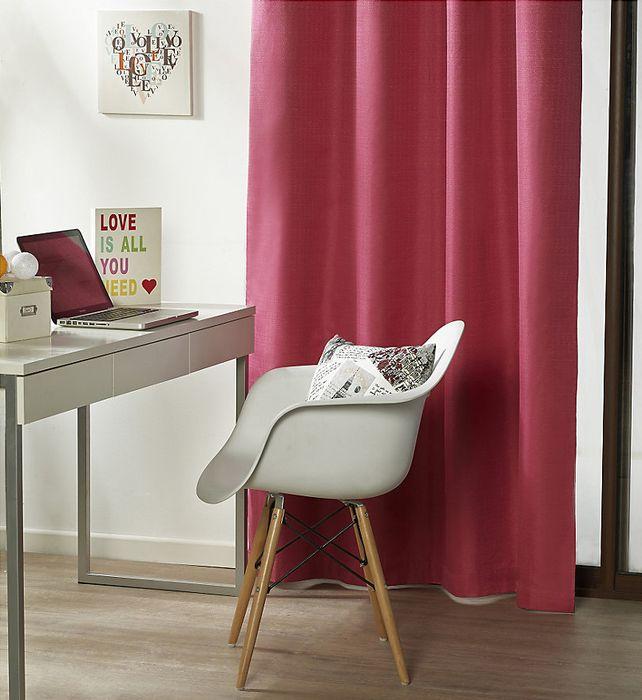 Unas cortinas coloridas le dan vida a cualquier habitación. #Homecenter #Sodimac #Cortinas #Dormitorio