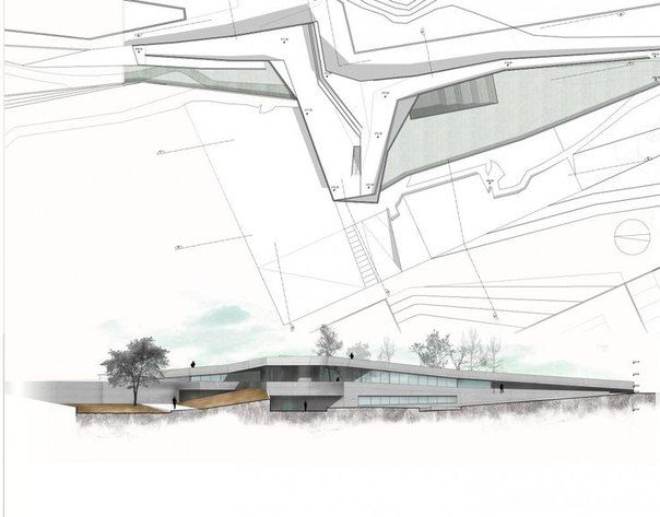 40 best План images on Pinterest Architects, Sketches and Interior