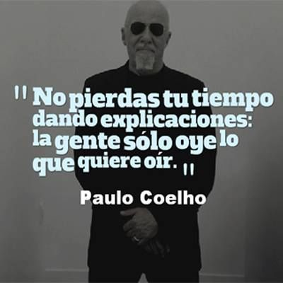Frases Cortas de Paulo Coelho para Whatsapp | Estados Whatsapp