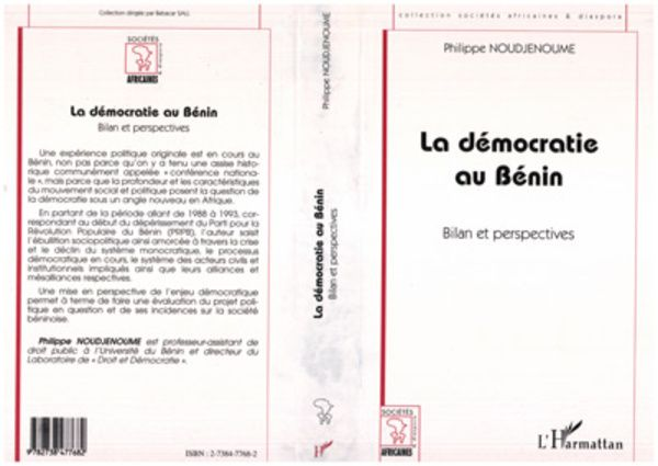 This provides an overview of the political situation In Benin in the early 1990s during the period of democratisation