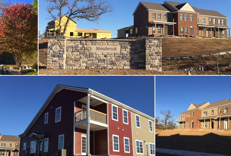 Regent Town Homes in ShireBrook  Located in Springhill Tennessee
