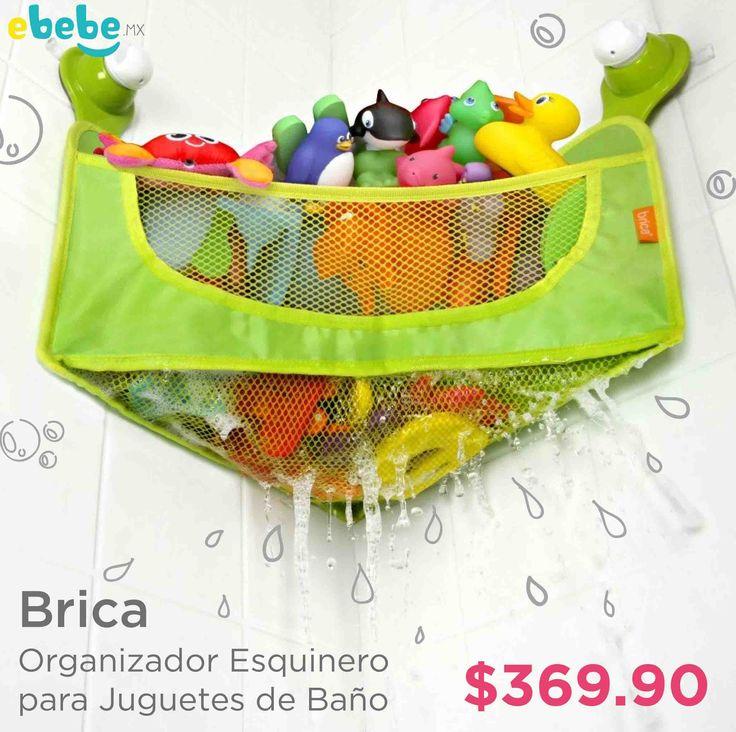 Organizador Juguetes Baño:Que todos sus juguetes estén organizados Da clic en la foto para