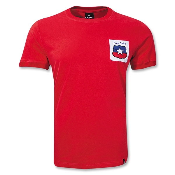 1974 Chile National Team Jersey.