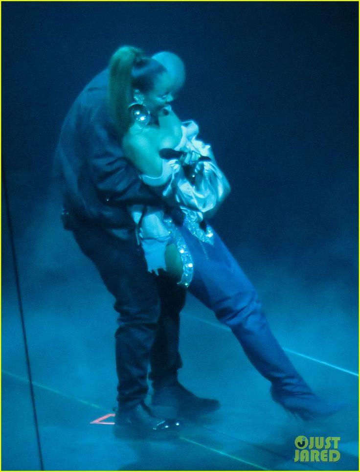 Drake & Kanye West Tease Collaboration Album At OVO Fest Concert in Toronto!