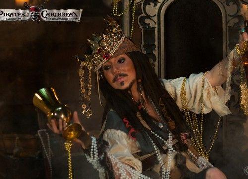 Pirates Of The Caribbean Parody Photo Stills   The