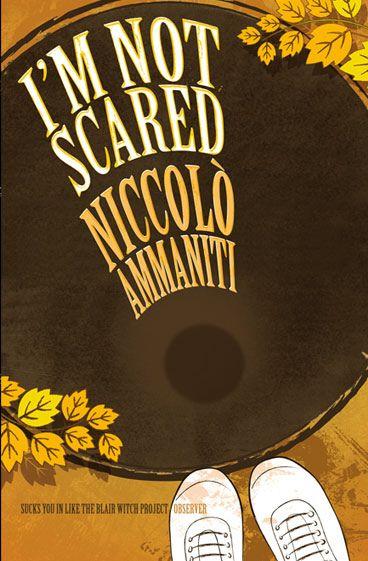 Crush | I'm Not Scared by Niccolo Ammaniti (Concept Cover)