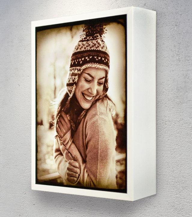 Frame 12x16 White