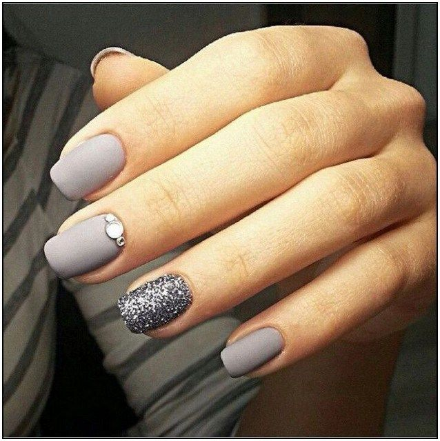 132 simple short acrylic summer nails designs for 2019 78
