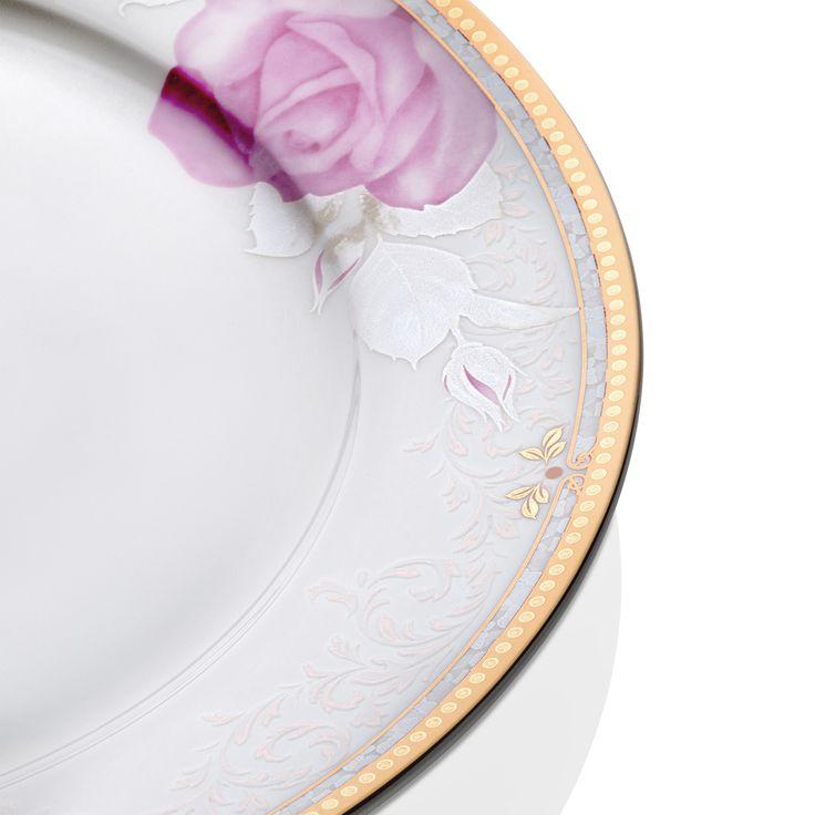 Torino... Sofralarınızda kıskandıran şıklık...  #porio #sofra #porselen #porcelain