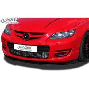 RDX - Mazda 3 MPS (BK) 06-09 Front Bumper Lip | Mad Motors