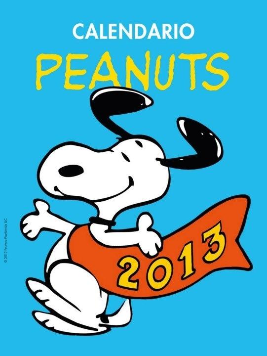 Calendario Pentaus 2013