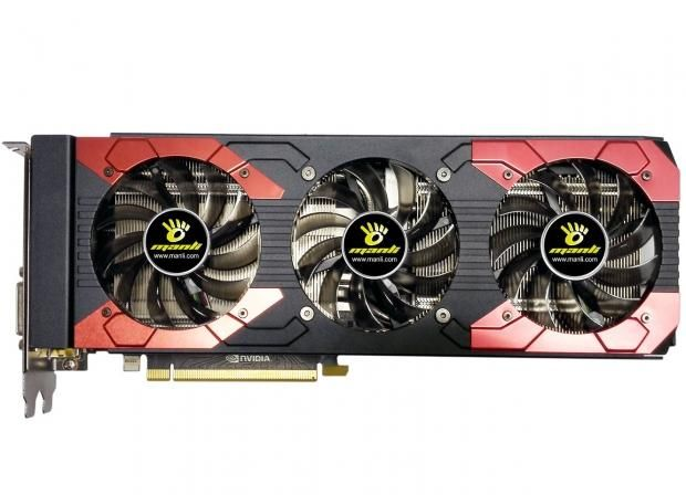 Manli Unveils Two New Geforce Gtx 1070 Ti Graphics Cards Graphic Card Cards Blower Fans