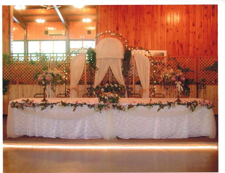 Table d'honneur, mariage, champêtre, Le jardin d'Andrée-Anne, www.lejardin.ca