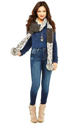 fashion winter trends 2013 12 bethany mota aeropostale collection 21