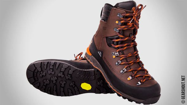 Alpha Boot и Bravo Boot - новые прочные ботинки для охоты от Hunters Element