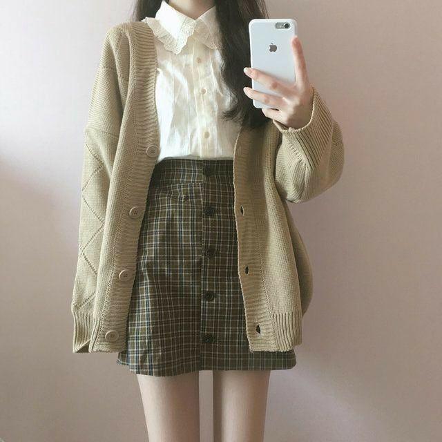 Girl Trendy Clothes Ideas Style Summer 2020 Gentle K Pop Shopping Tiktok College Trendy Girls Outfits Korean Girl Fashion Fashion