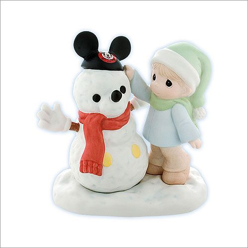 disney Precious Moments figurines | Buy Precious Moments Disney's 'There's Magic In Those Ears' Figurine ...