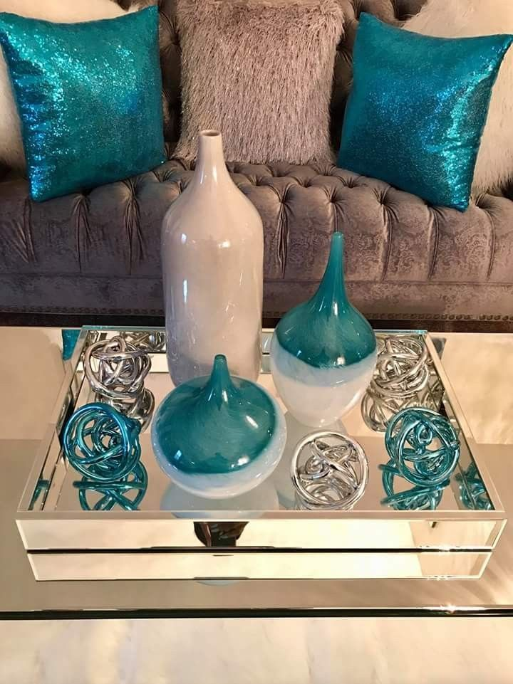 A6af7d2bc63fcd8eb4ae5ae1eab0115a Jpg 720 961 Teal Living Room Decor Teal Living Rooms Living Room Decor Apartment #teal #living #room #accessories