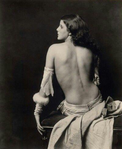 Grace Moore, Ziegfeld Girl, 1931, by Alfred Cheney Johnston