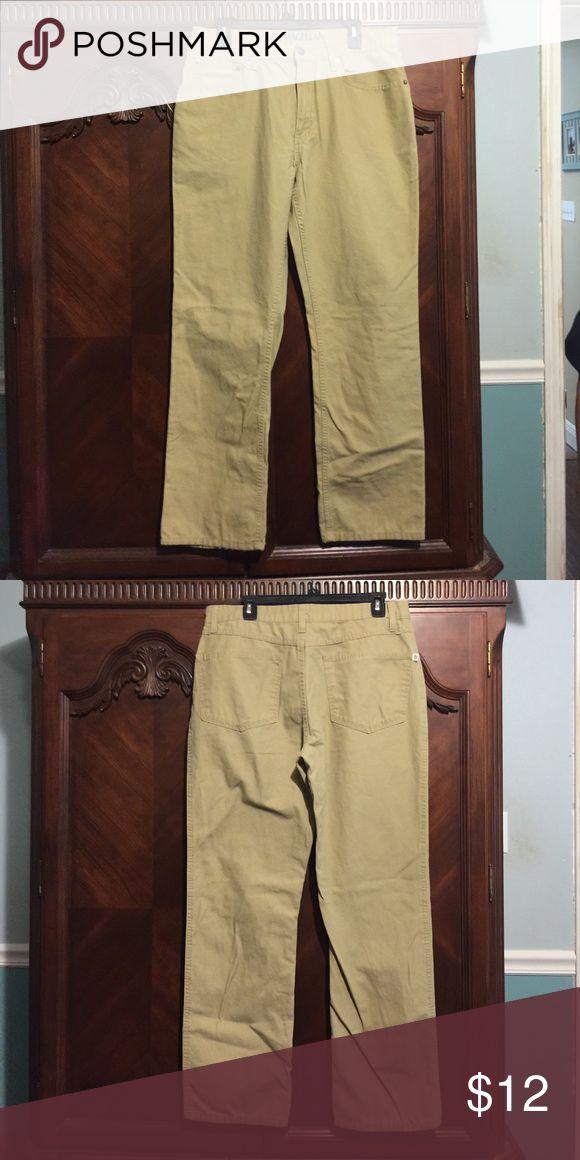 Magellan Outdoors Men's Khaki Pants Sz 34W/32L Magellan Outdoors Men's Khaki Pants Sz 34W/32L Magellan Pants Chinos & Khakis
