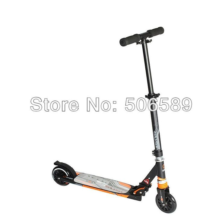 188.00$  Buy here - http://aliqxm.worldwells.pw/go.php?t=1056685369 - free shipping children's scooter user age 7-12 years old 2 wheels pink blue orange play5 easyfold 188.00$