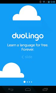 Duolingo: Learn Languages Free (App) - I'm tryin to learn German and this app is pretty good! I tried the Babbel app (which is pretty good too) but you have to pay for a monthly subscription to move on in the lessons.
