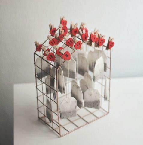 Homemade Advent Calendar, Christmas is coming!