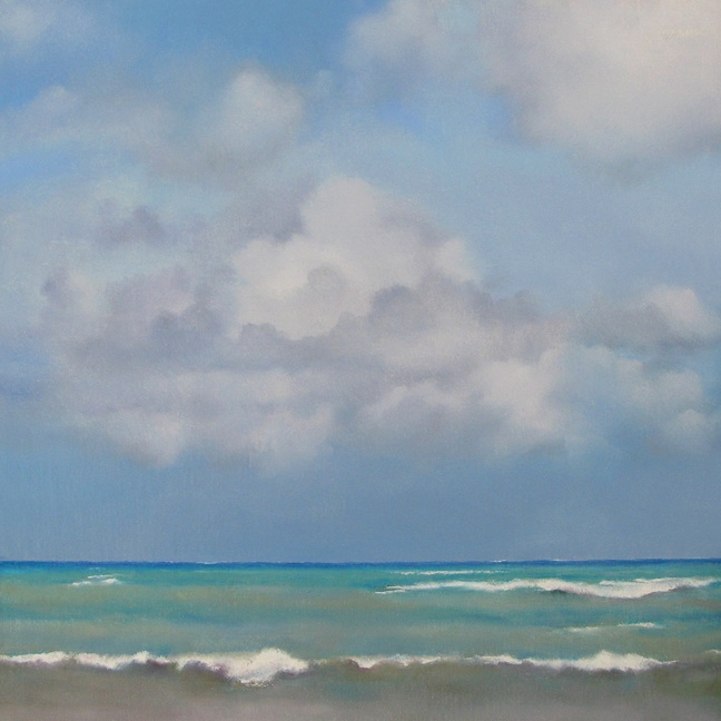 Paintings by Oriana Kacicek