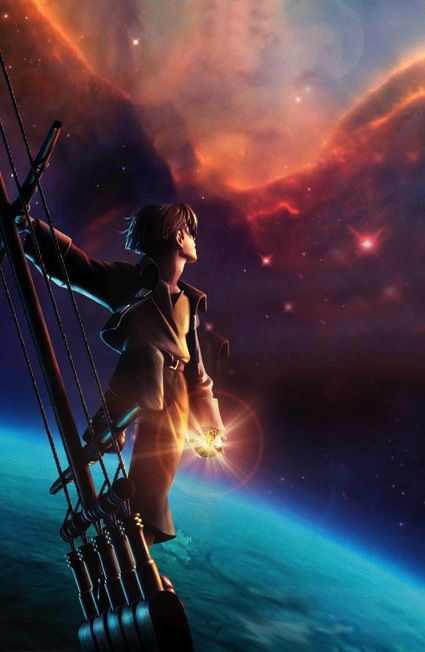 Jim Hawkins from Treasure Planet. I LOVE LOVE LOVE this movie and I love his character.