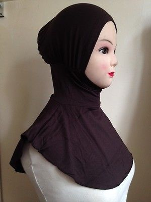 Ladies under scarf ninja bonnet/hijab Viscose & Lycra buy 3 get 4