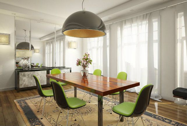 10-Contemporary-Lighting-Ideas-for-your-Dining-Room-9 10-Contemporary-Lighting-Ideas-for-your-Dining-Room-9