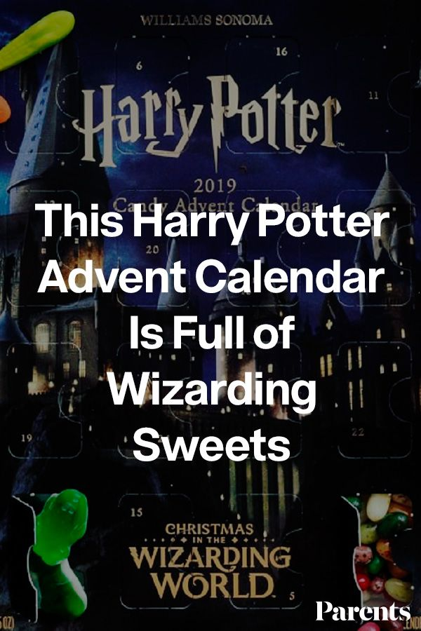 This Harry Potter Advent Calendar Is Full Of The Best Wizarding Sweets Harry Potter Advent Calendar Harry Potter Christmas Advent Calendar