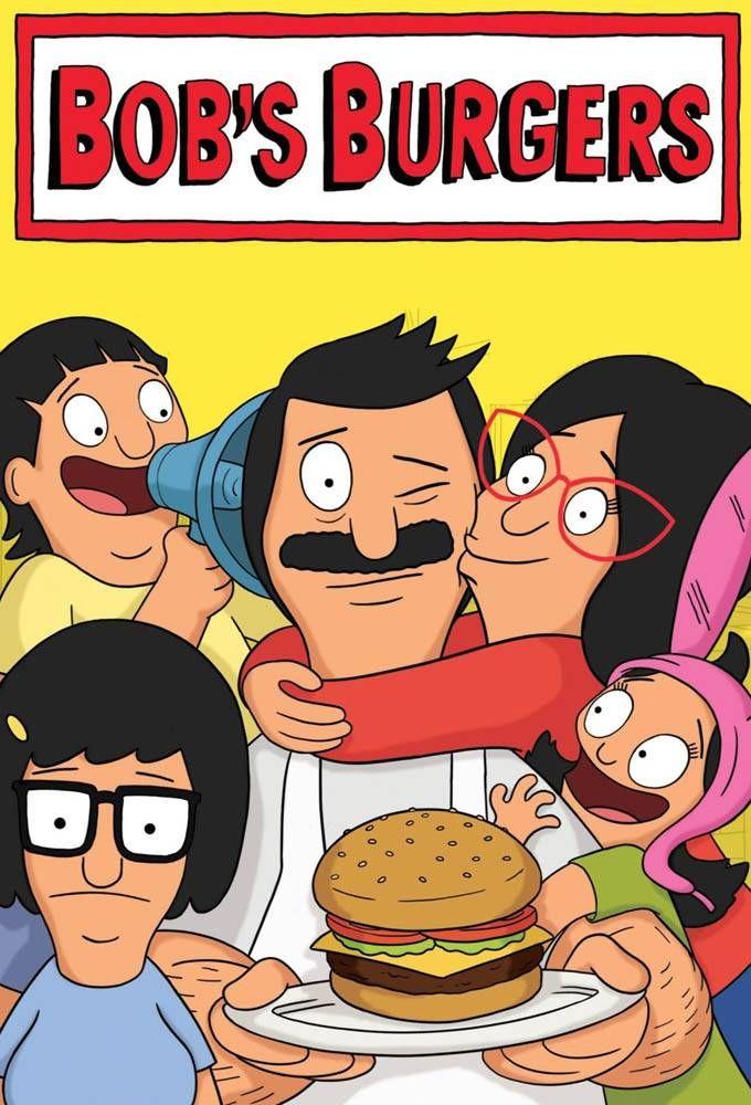 Stream this. Bob's Burgers.
