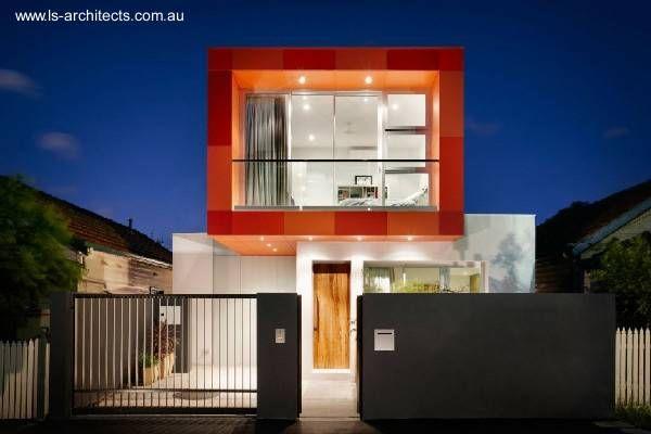 Casas con formas de cajas
